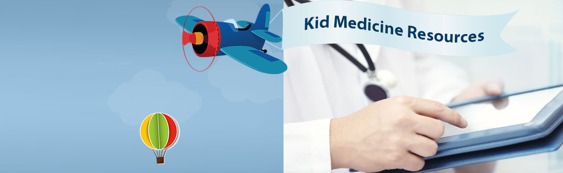 A Las Vegas Pediatrics resources banner